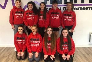 The Fever Pitch students who are appearing on Broadway