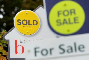 House prices in East Renfrewshire continue to rise.