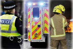 Emergency services are working together this Hallowe'en and Bonfire Night to tackle violence and disorder.