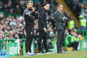Celtic v Motherwell