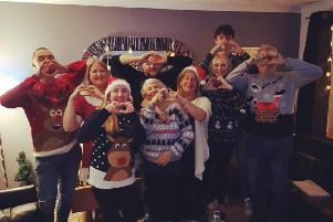 A group of family and friends living and working in South Queensferry, Linlithgow, Edinburgh and Fife have released a Christmas song called 'Warm Hearts'.
