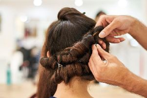 Hair salons and beauticians will battle it out on Sunday night for the top titles.
