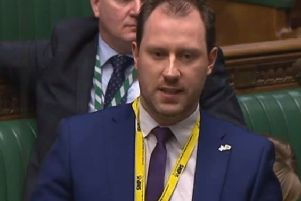 Airdrie and Shotts MP Neil Gray