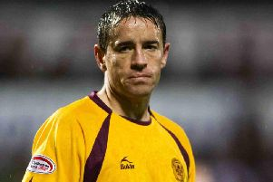 Number one on the list is midfielder O'Donnell, part of Motherwell's 1991 Scottish Cup winning side. Phil tragically died after suffering cardiac arrest on the pitch against Dundee United in December 2007.