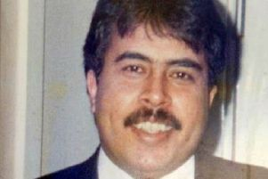 Restaurant owner Ansar Shah died in October 1993