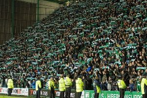 Hibernian have been angered by the split, as have many other football fans