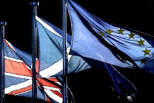 What will a no-deal after Brexit negotiations mean for Scotland and the rest UK? Picture: TSPL