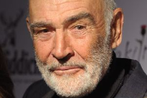 Sir Sean Connery.  (Photo by Andrew H. Walker/Getty Images)
