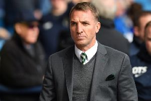 Brendan Rodgers - who passed up the chance to sign Virgil van Dijk for Liverpool - is facing a huge couple of weeks. Picture: SNS Group