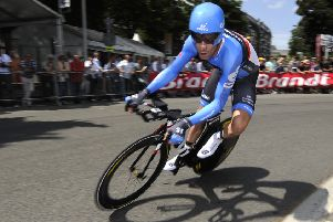 David Millar wants to represent the peloton as head of the cyclists' union. Picture: Lionel Bonaventure/AFP/GettyImages