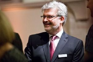 Sir James MacMillan composed a new oratorio for The Cumnock Tryst festival. Picture: Robin Mitchell/PA.