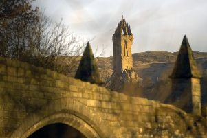 The National Wallace Monument will be given a makeover ahead of its 150th anniversary. Picture: Neil Hanna