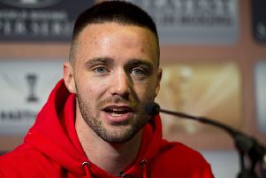 Josh Taylor has been injuring his sparring partners ahead of Saturday's fight