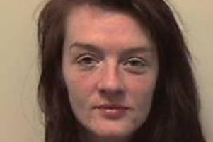 Caroline McCafferty was last seen on Monday near the Rivergate Shopping Centre in Irvine town centre. Picture: PA