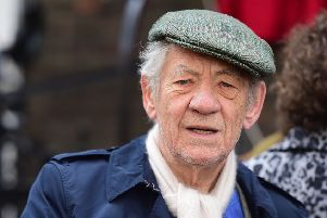Sir Ian McKellen will appear at the Edinburgh International Festival next year with a production celebrating his 80th birthday. Picture: PA Wire