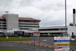 Police are investigating claims hospital patients were sent creepy text messages by a 'weirdo' worker who accessed their personal details.