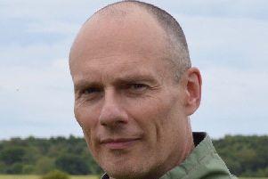 Dr Dave Parish, Head of Lowland Research, Scotland, Game & Wildlife Conservation Trust