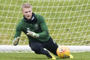 Scott Bain has played in all of Celtic's Betfred Cup ties