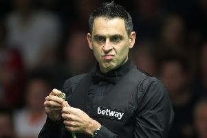 Ronnie O'Sullivan has floated the idea of breakaway. Picture: Tim Goode/PA Wire