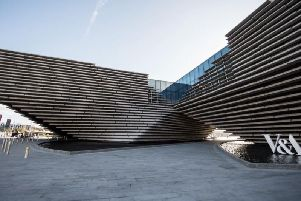 Dundee's new V&A museum attracted more than 250,000 visitors in its first two months.