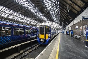 A 'plan of action' has been devised to tackle Scotland's rail cancellations crisis. Picture: John Devlin