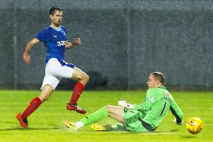 Premiership clubs' colt teams already play in the Irn-Bru Cup. Picture: Roddy Scott/SNS