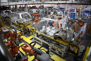 The CBI said falling services volumes were partially offset by robust progress in wholesaling and motor trades. Picture: Leon Neal/Getty Images
