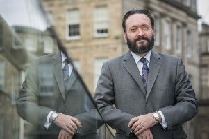 Tomas Carruthers' plan for a Scottish social stock exchange is praised. Picture: Chris Watt.