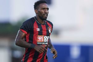 Jermain Defoe has been told he can leave Bournemouth this month. Picture: Getty Images