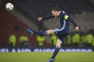 Charlie Adam believes Scotland and Liverpool left-back Andrew Robertson is worth around �70m. Picture: Craig Foy/SNS