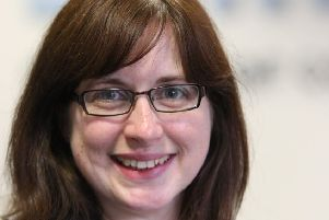 Mayan Grace, Head of Projects at Edinburgh Chamber of Commerce