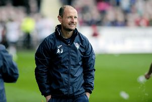 Dunfermline have reportedly parted ways with manager Allan Johnston. Picture: Michael Gillen