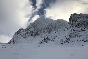 The North Face of Ben Nevis. The second title published by Cicerone in 1969 was the successful Winter Climbs: Ben Nevis and Glencoe by Ian Clough.