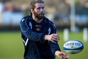 Edinburgh's Ben Toolis. Picture: Bill Murray/SNS/SRU