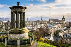 There is growing concern over the impact of holiday lets, particularly in Edinburgh's city centre, where there is one Airbnb listing for every 11 residents. Pic: Shutterstock