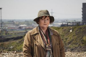 Blethyn is back for a ninth ratings-topping series as Northumbrian detective DCI Vera Stanhope. Picture: (C) ITV Plc