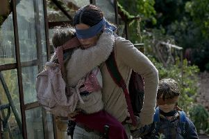 Bird Box is one of Netflix's most succesful films.