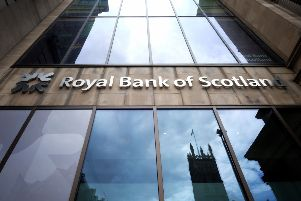 The Edinburgh-headquartered bank has been exploring a share buy-back programme since last year. Picture: Jane Barlow