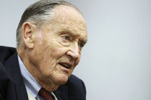John C Bogle has died at the age of 89. Picture: AP