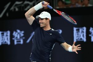Andy Murray is weighing up the prospect of further hip surgery and is expected to make a decision in the coming week. Picture: Getty Images