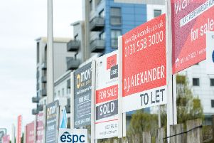 One bedroom flats in the Capital are in demand.