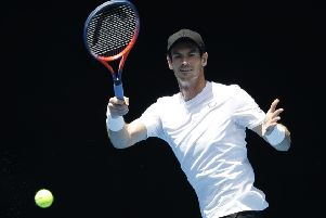 Andy Murray. Picture: Kin Cheung/AP