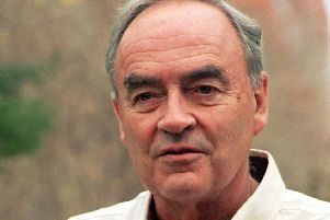 Harris Wofford has died at the age of 92. Picture: AP