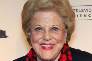 Kaye Ballard in 2013 (Photo by Valerie Macon/Getty Images)