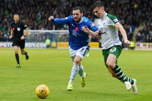 Celtic will host St Johnstone in their fifth-round match. Picture: SNS