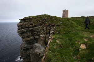 Orkney, Shetland, and the Western Isles were named as the top three places in Scotland. Picture: PA
