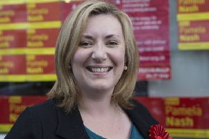 Scotland in Union chief and former Labour MP, Pamela Nash