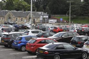 Scots could charged up to 500 a year to park at work