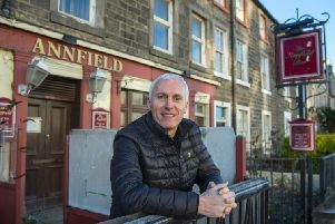 Brian Davidson outlined the investment in a string of pubs. Picture: Phil Wilkinson