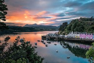 Portree, Isle of Skye. Picture: Thinkstock